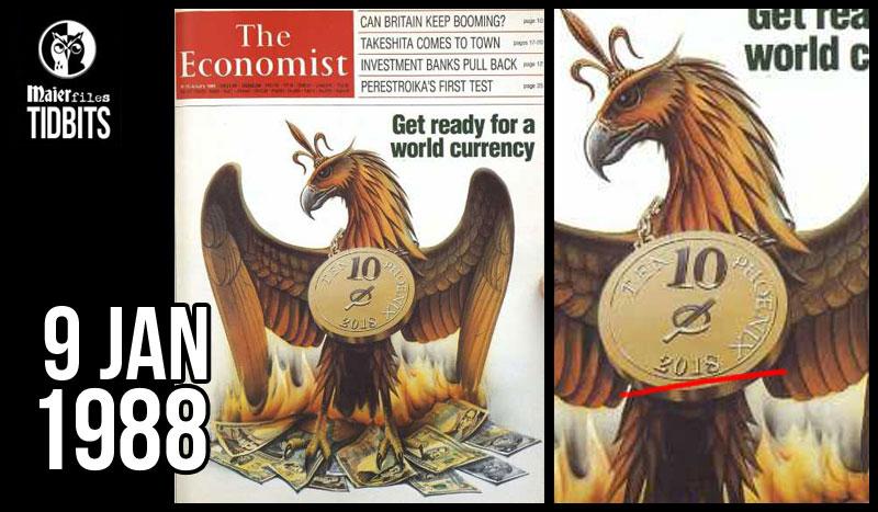 the economist 1988