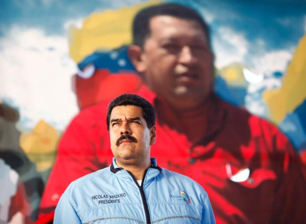 Maduro-Chavez