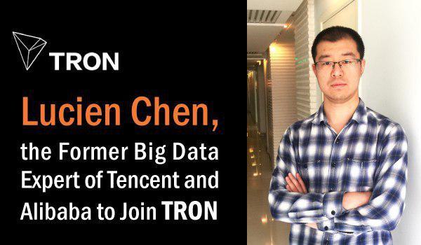 Lucien Chen TRON